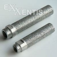 new insulation material porous aluminium
